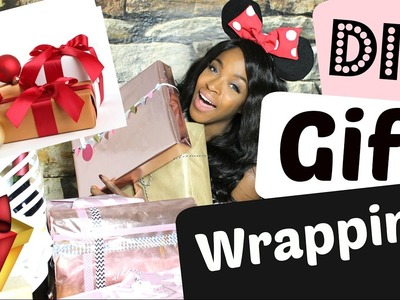 10 ARTEN GESCHENKE ZU DEKORIEREN I DIY GIFT WRAPPING I Ashley Forsson