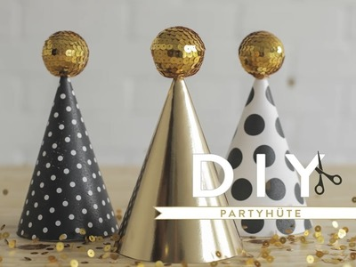 Partyhüte | WESTWING DIY-Tipps