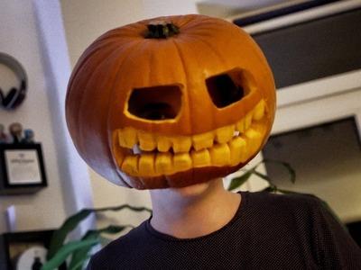 Halloween Kürbis-Challenge eskaliert! (DIY)