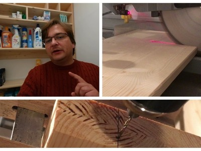 Regal selber bauen | DIY Regalbau | Holzregal | How To