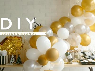 Ballongirlande | WESTWING DIY-Tipps