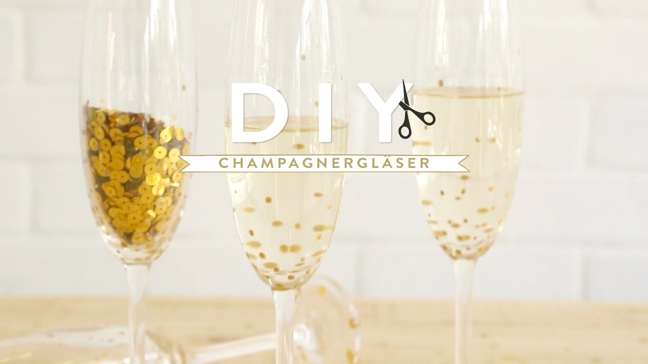Champagnergläser   WESTWING DIY-Tipps