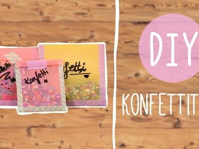 DIY Konfetti-Tüte: Party-Deko mit Nina Moghaddam