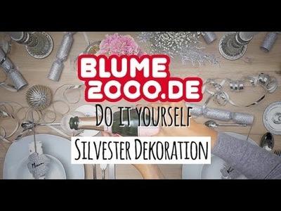 DIY | Silvester Dekoration | Blume2000.de