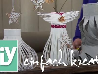 Vasen im Ethno-Style | DIY einfach kreativ