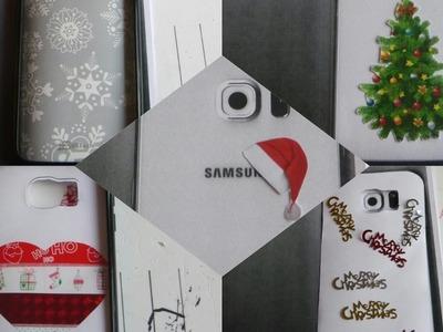 5 weihnachtliche DIY-Hüllen