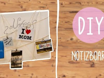 DIY Notizwand mit Nina Moghaddam