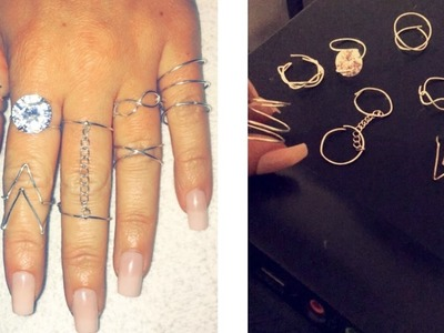 DIY Ringe selber machen Marina Si