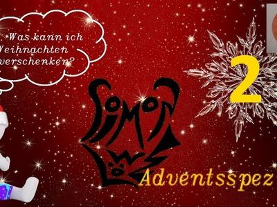 2. Advent | DIY Stempel als Geschenkidee | Löwe_Simon