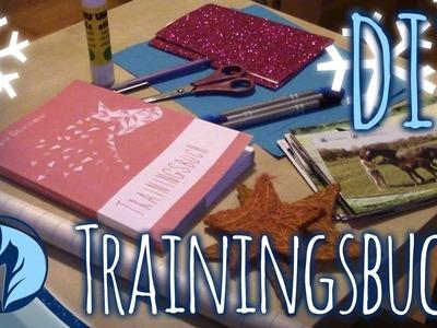 ❄ DIY - Ein Trainingsbuch für Feli ❄