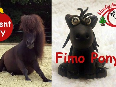 ** DIY ** Fimo Pony * Advent Spezial * Teil 3 *
