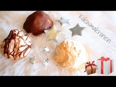 DIY | Kokosmakronen schnell und einfach selber machen |   BackLounge Rezept
