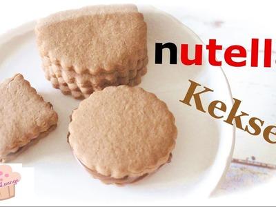 DIY | Nutella Kekse | einfach selber machen BackLounge