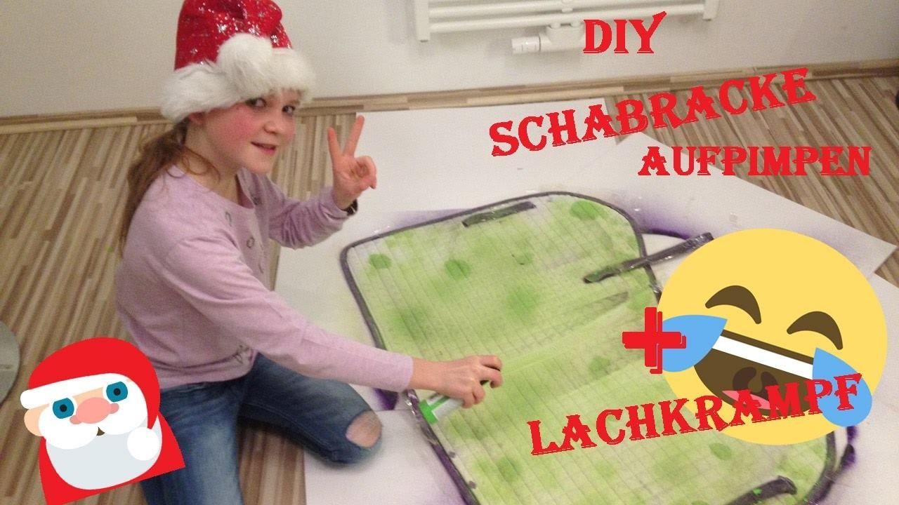 Emma pimpt ihre Schabracke auf - DIY zum dritten Advent + Outtakes *Lachkrampf*