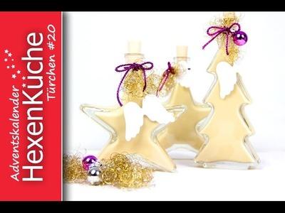 Türchen Nr.20 Engelchenlikör Thermomix TM5 DIY Adventskalender Marzipan