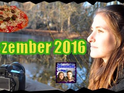 Dezember Vlog 2016 - Weihnachtsgeschenke & DIY Tiefkühlpizza | Shwainchn