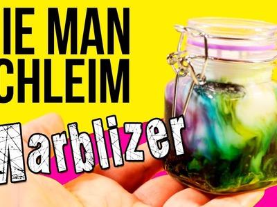 DIY Marblizer SCHLEIM *WIE MAN Marblizer SCHLEIM MACHEN KANN?