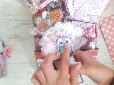 Valentins-Bagflip craft update