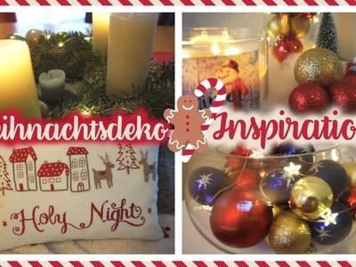 Weihnachtsdeko Inspiration
