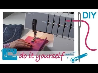 "DIY Jersey nähen – aus unserem Nähbuch ""Hoggings"" – Zierstoff Schnittmuster"