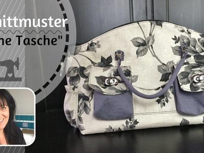 """Blick in """"Meine Tasche"""" - Schnittmuster. What's in my bag"""