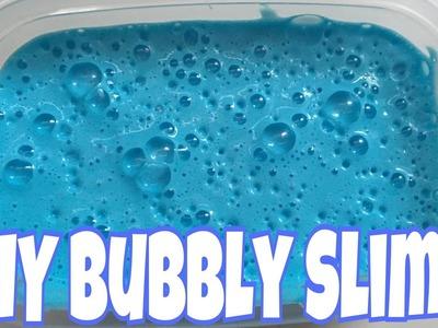 Diy Bubbly Slime Deutsch