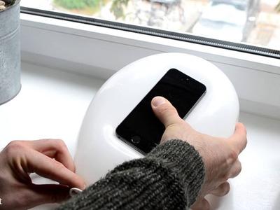 5 Life Hacks in 1 Minute #005 - DIY Ballon-Smartphonehülle