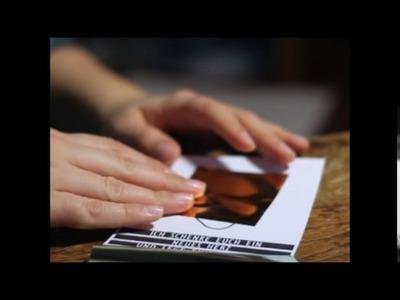 DIY Goldeffekt auf Papier - mit dem Laminiergerät | Transferfolie | Minc Folie