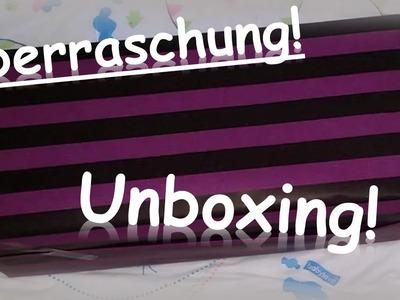 Unboxing! || Geschenke! || Vielen Dank Tante Gabi || Reborn Baby Deutsch || Little Reborn Nursery