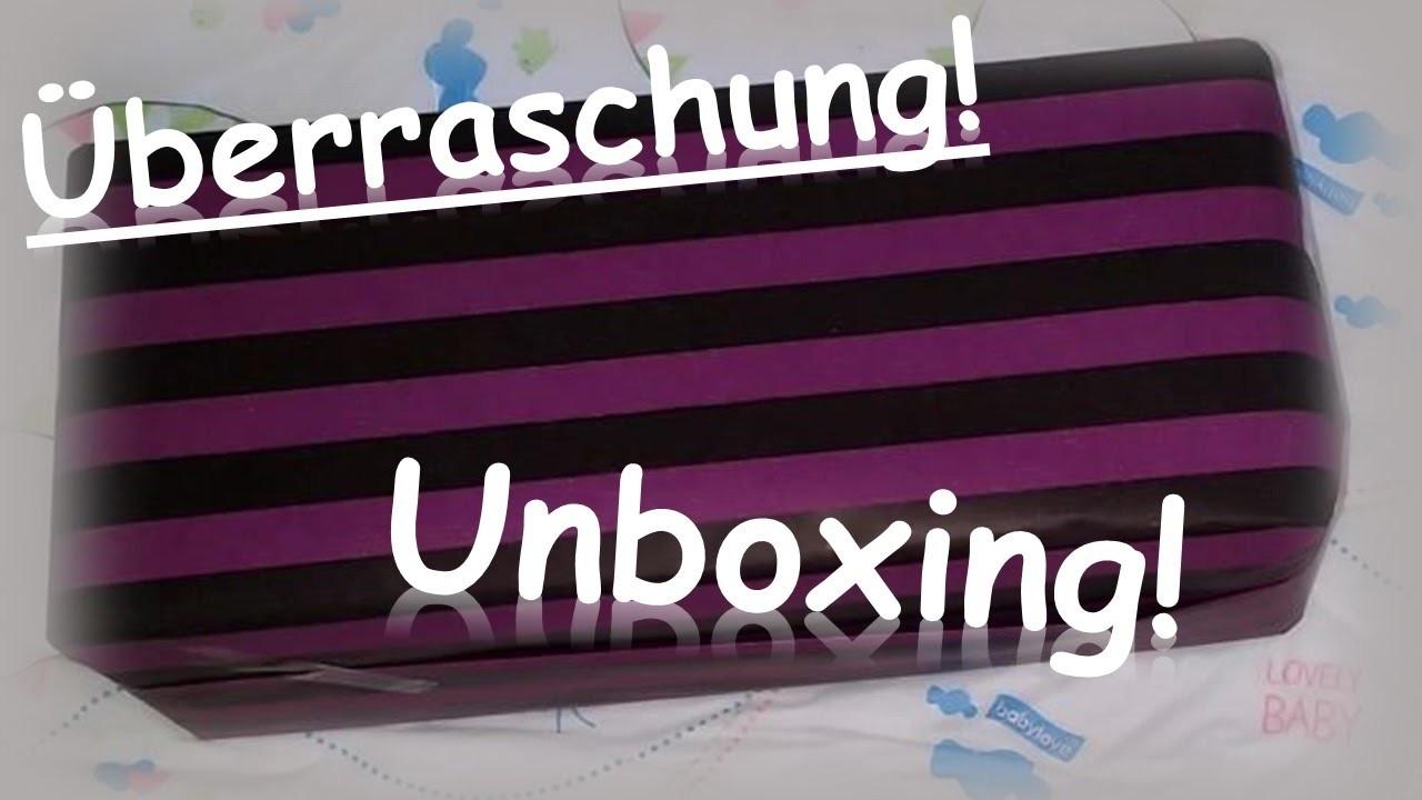 Unboxing!    Geschenke!    Vielen Dank Tante Gabi    Reborn Baby Deutsch    Little Reborn Nursery