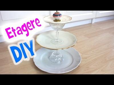 DIY Etagere
