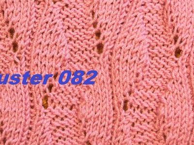 muster 082stricken lernen muster fr pullover strickjacke - Strickrahmen Muster