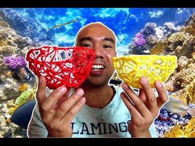 Schale aus Heißkleber selber machen   DIY   Daily Vlogger Deutsch   Vlog 141