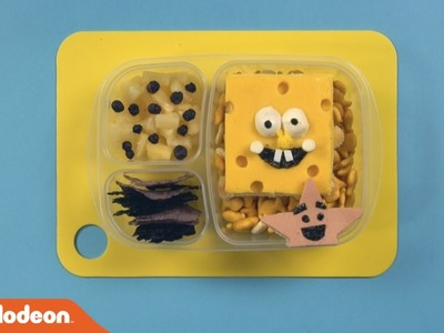 DIY: Der ultimative SpongeBob-Pausen-Snack