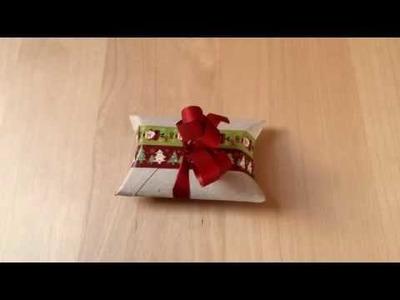 Hausinfo Blog: Geschenke verpacken - Karton Paket