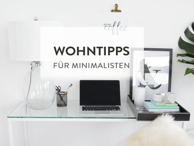 Wohntipps für Minimalisten | WESTWING DIY-Tipps