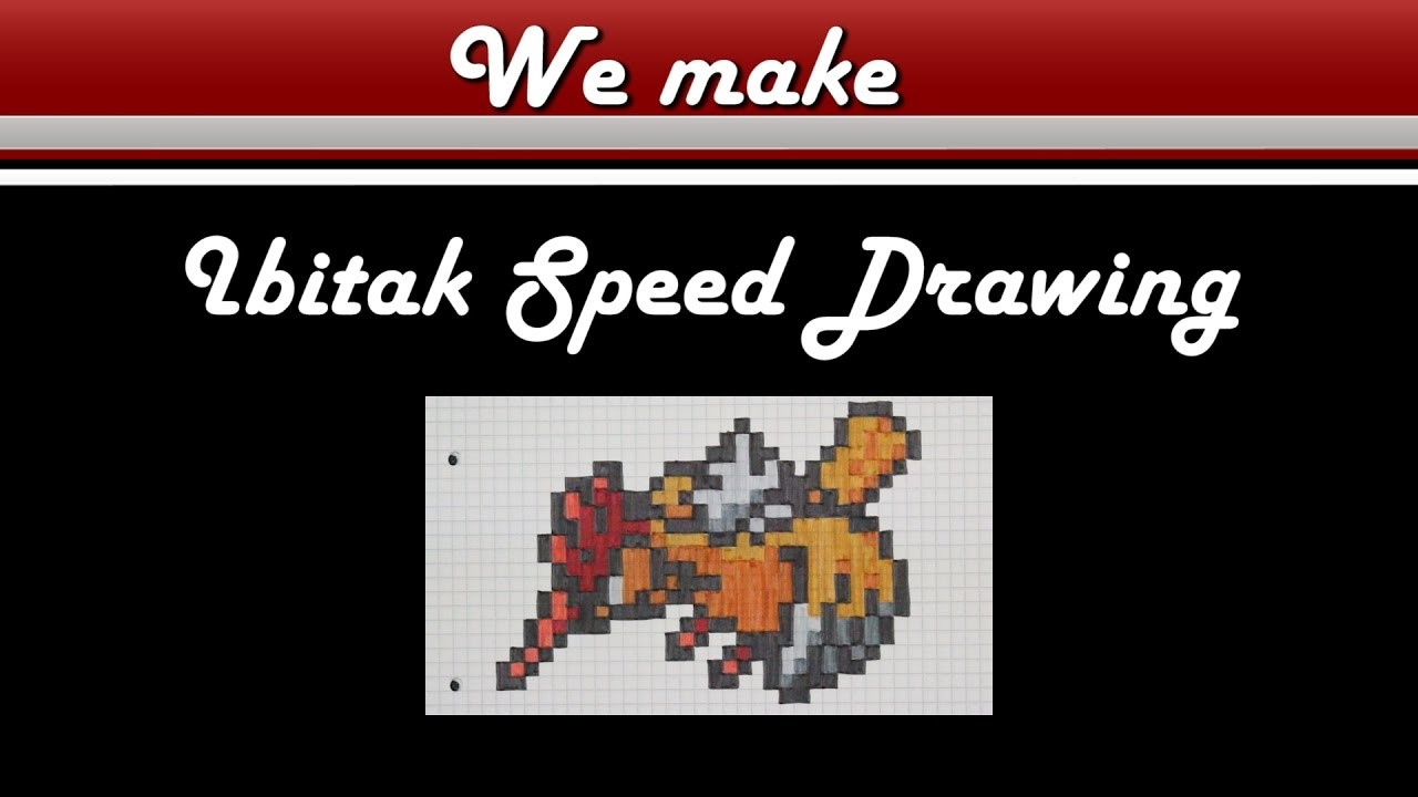Pixel Arts Pokemon