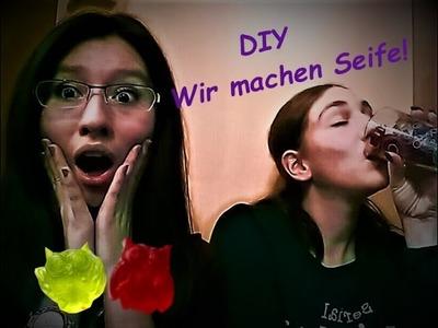 DIY - Wir machen selber Seife! ♥