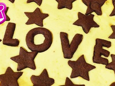 Russischer Zupfkuchen ❤ Love Deko super einfach & cool | Valentinstags Ideen | DIY