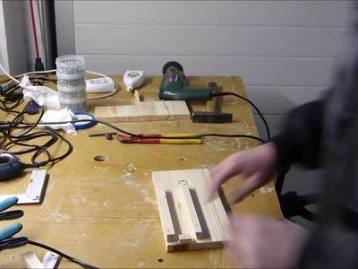 Vogelhäuschen - Zwitscherkasten - Schnapshäuschen selbst gebaut - DIY 2v2