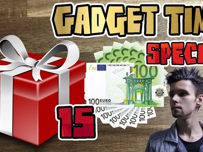 15 Weihnachtsgeschenke im Wert von über 800€ für euch! - Gadget Time Special