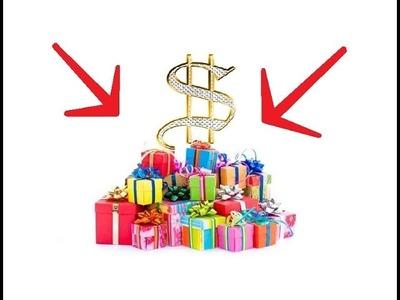 TOP 10 teuersten Weihnachtsgeschenke der WELT 2016