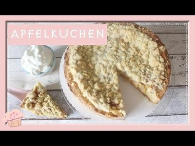 DIY | Gedeckter Apfelkuchen - Apple Pie |  schnell & einfach selber machen BackLounge Rezept
