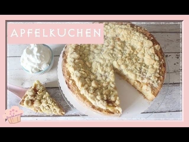 diy gedeckter apfelkuchen apple pie schnell einfach selber machen backlounge rezept. Black Bedroom Furniture Sets. Home Design Ideas