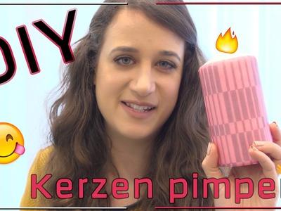 DIY KERZEN PIMPEN ???? KRONEHIT Tryout Tuesday