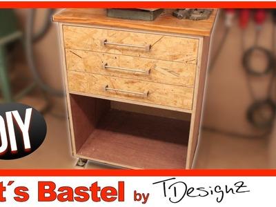 Einfacher Unterschrank.Untergestell für die Werkstatt | Anleitung DIY #2