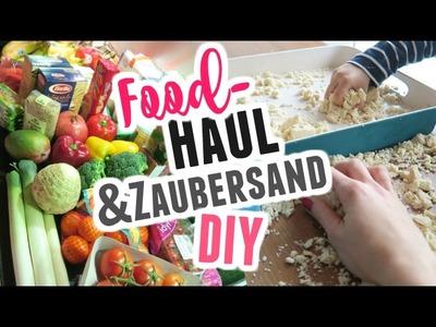 XXL VLOG! FOOD HAUL & DIY ZAUBERSAND | POSTFACH IN DEUTSCHLAND? | Mellamama