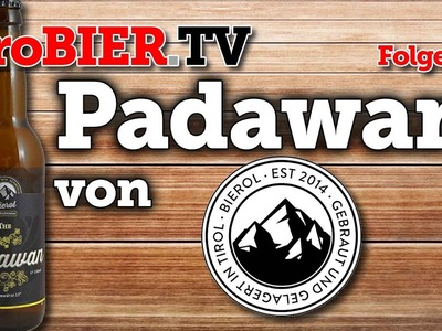 ProBIER.TV - Padawan von Bierol | #259 | Craft Beer Review [4K]