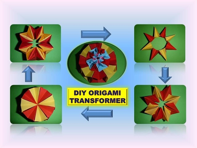 origami weihnachtsstern origami stern bascetta stern. Black Bedroom Furniture Sets. Home Design Ideas