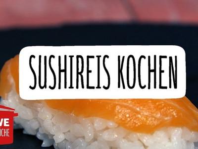 Sushi selber machen - Sushi-Reis kochen #DIY